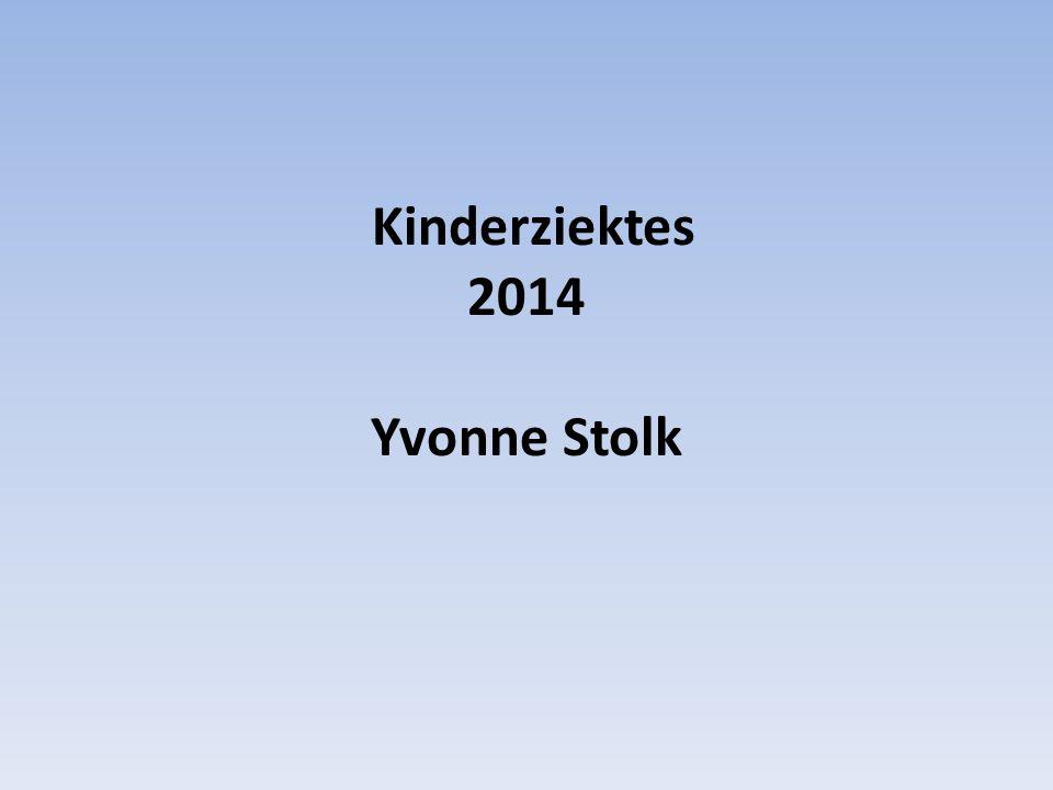 Kinderziektes 2014 Yvonne Stolk