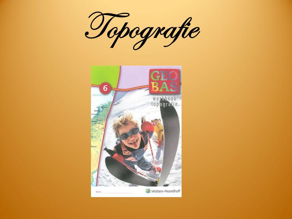 Topografie