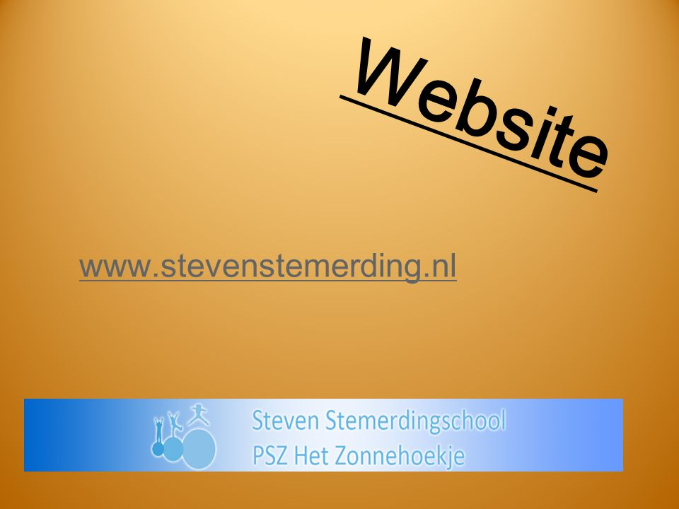Website www.stevenstemerding.nl