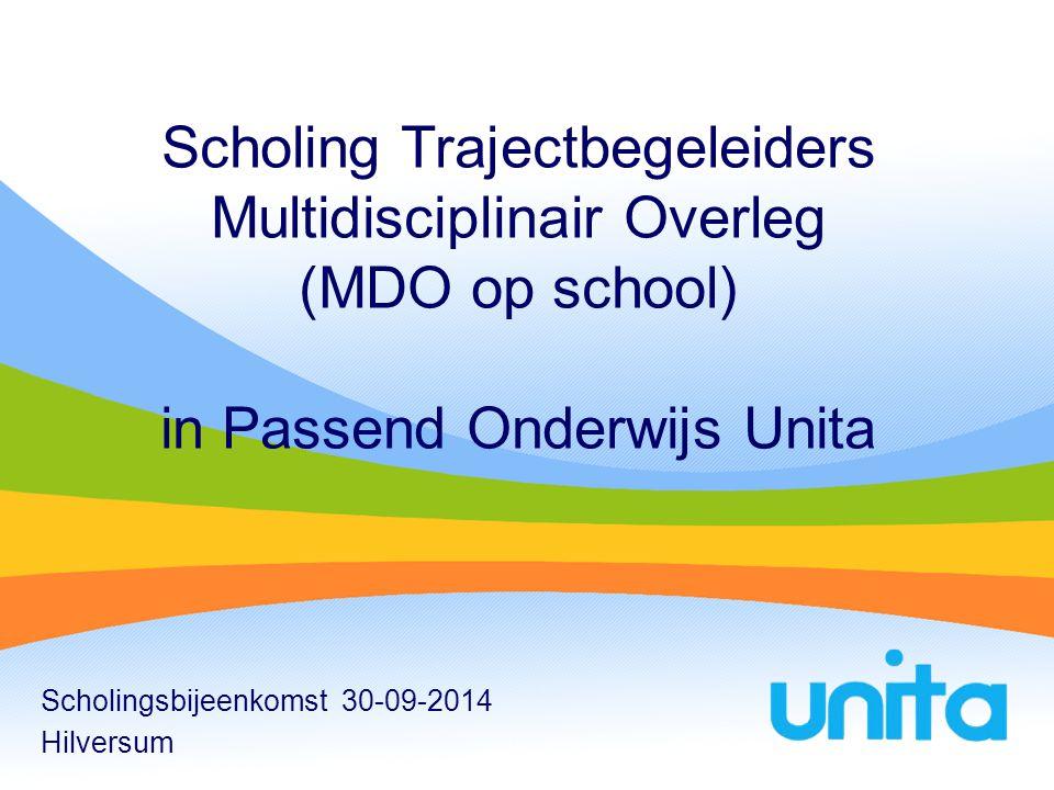 Scholingsbijeenkomst 30-09-2014 Hilversum