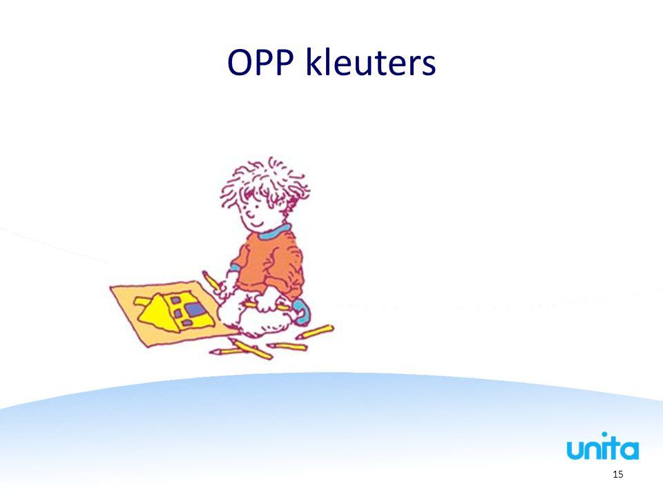 OPP kleuters
