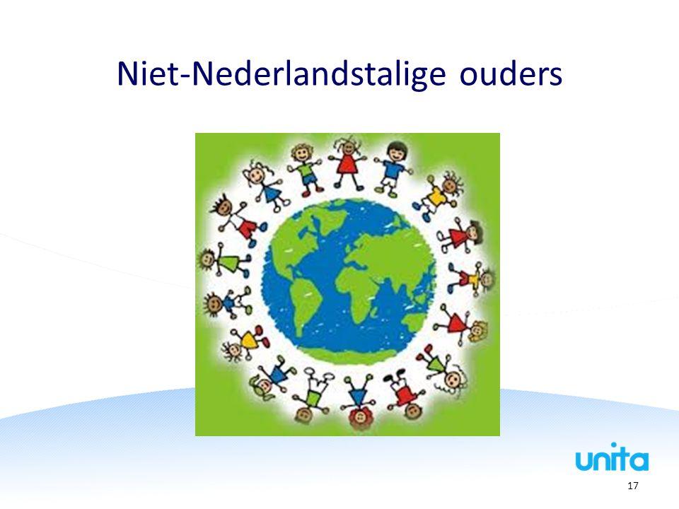 Niet-Nederlandstalige ouders