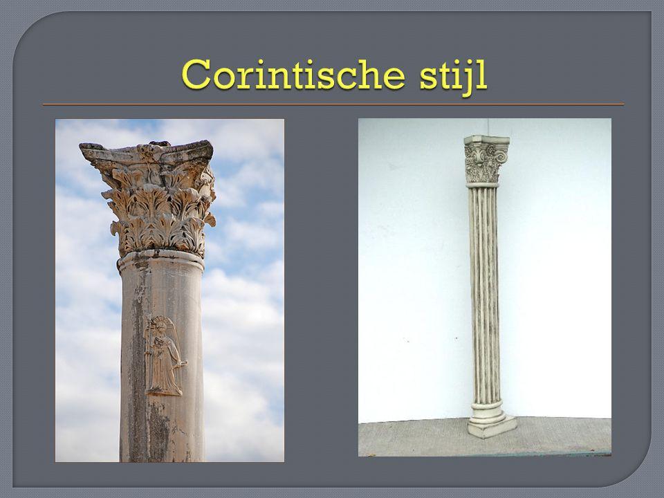Corintische stijl