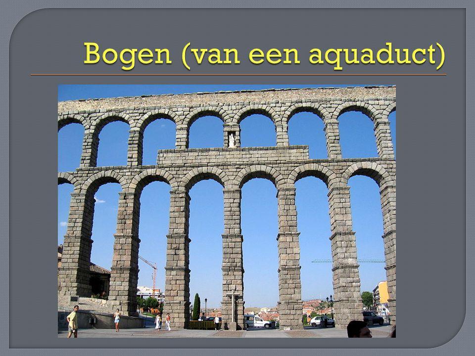 Bogen (van een aquaduct)