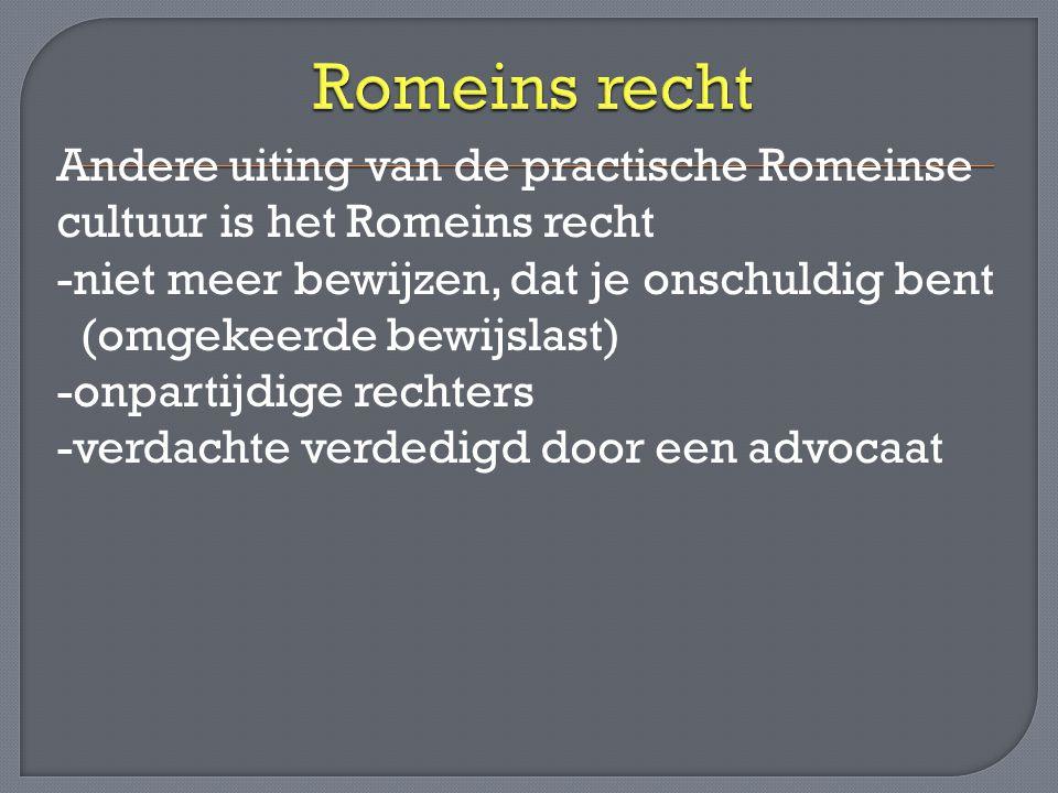 Romeins recht