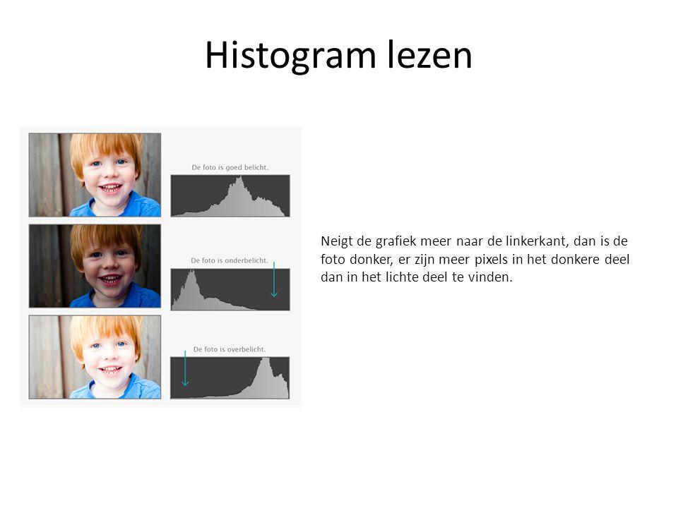 Histogram lezen