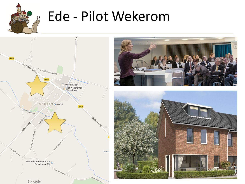 Ede - Pilot Wekerom hoi 15