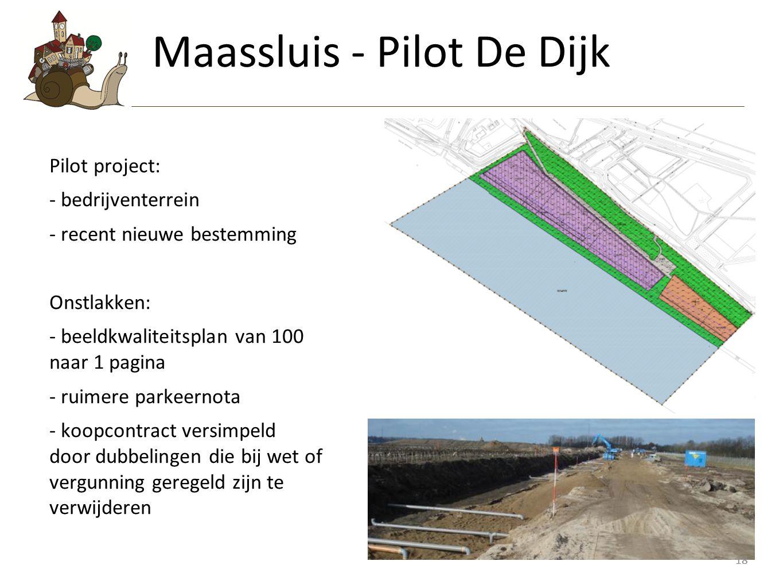 Maassluis - Pilot De Dijk
