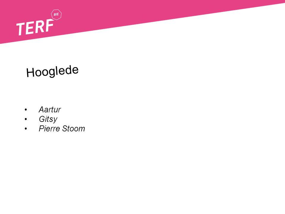 Hooglede Aartur Gitsy Pierre Stoom