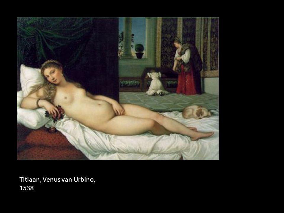 Titiaan, Venus van Urbino, 1538