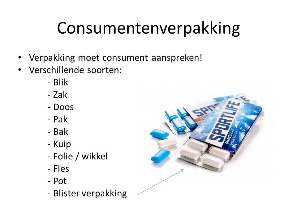 Consumentenverpakking