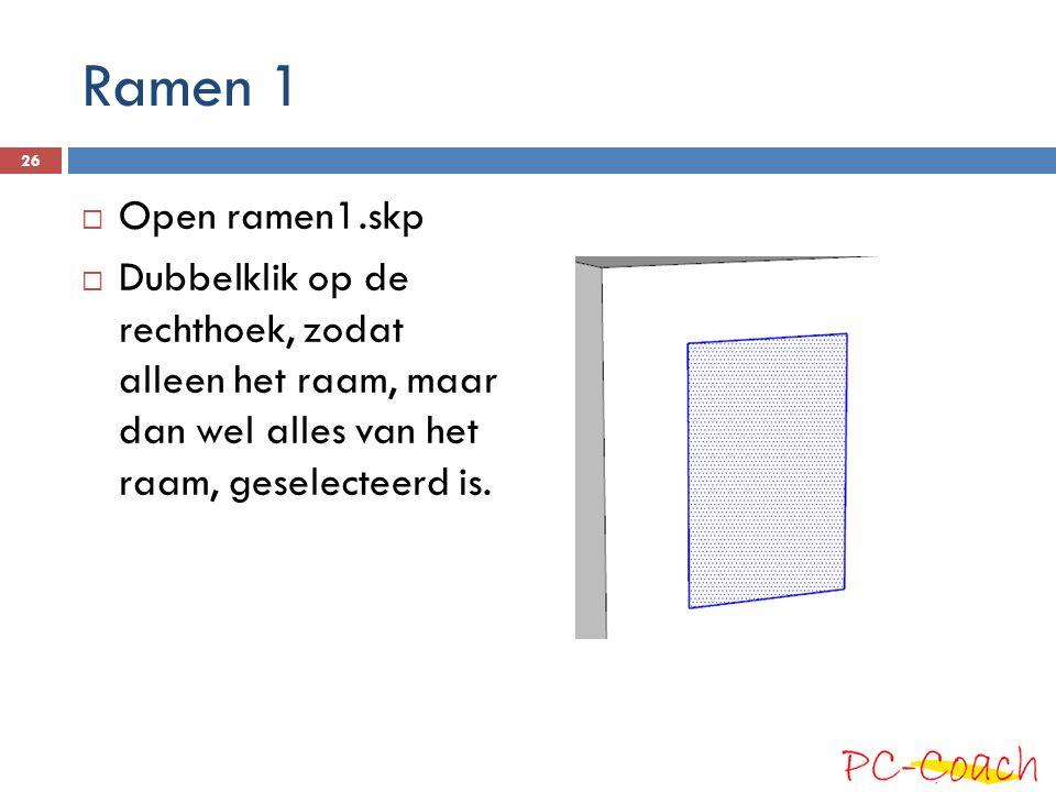 Ramen 1 Open ramen1.skp.