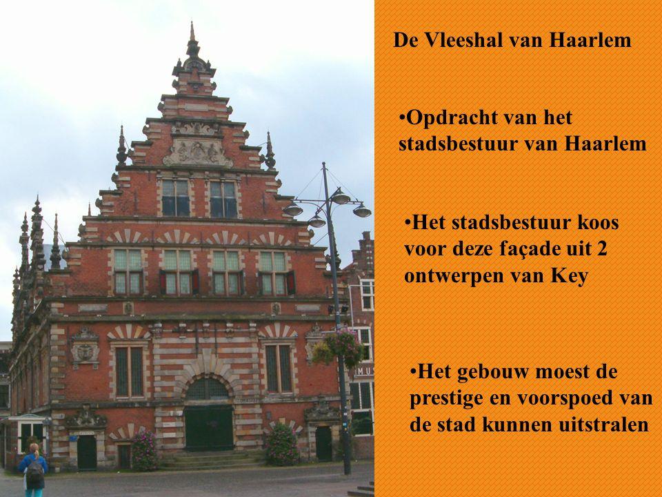 De Vleeshal van Haarlem