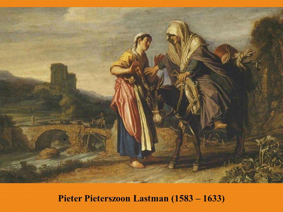 Pieter Pieterszoon Lastman (1583 – 1633)