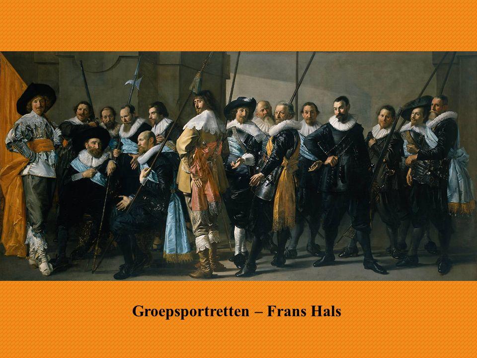 Groepsportretten – Frans Hals