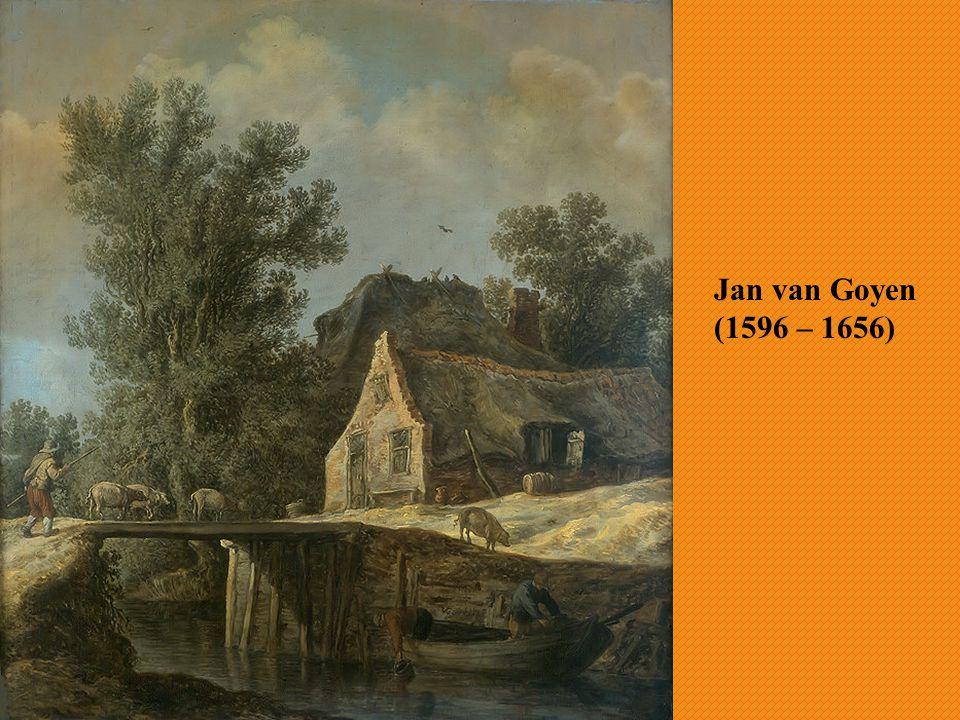 Jan van Goyen (1596 – 1656)