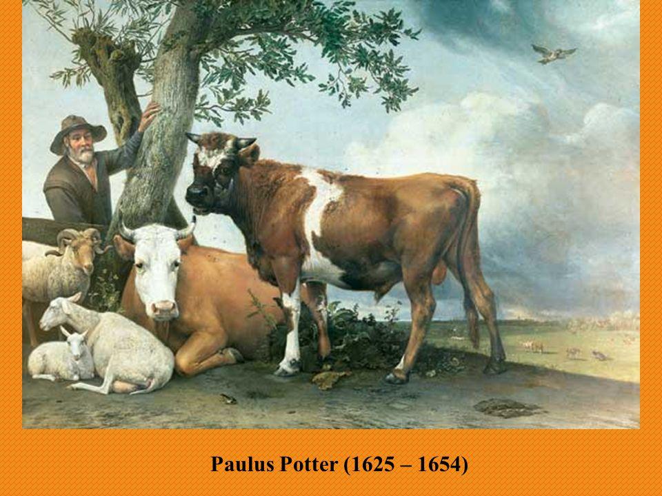 Paulus Potter (1625 – 1654)