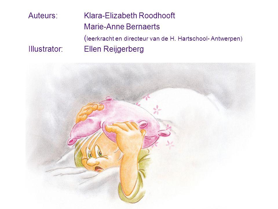 Auteurs: Klara-Elizabeth Roodhooft Marie-Anne Bernaerts