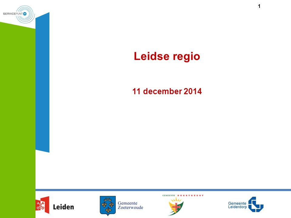 1 Leidse regio 11 december 2014