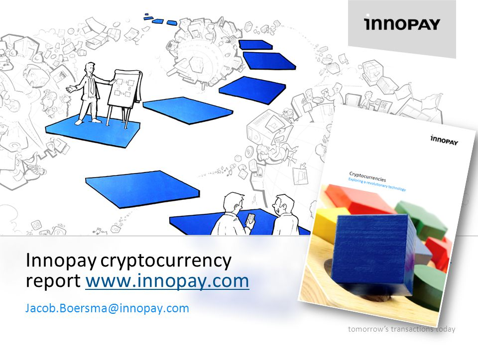 Innopay cryptocurrency report www.innopay.com