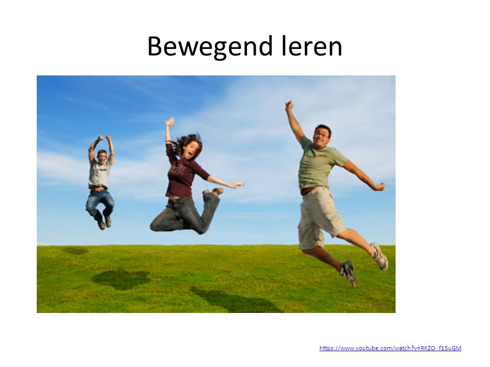 Bewegend leren https://www.youtube.com/watch v=RKZO_f15uGM
