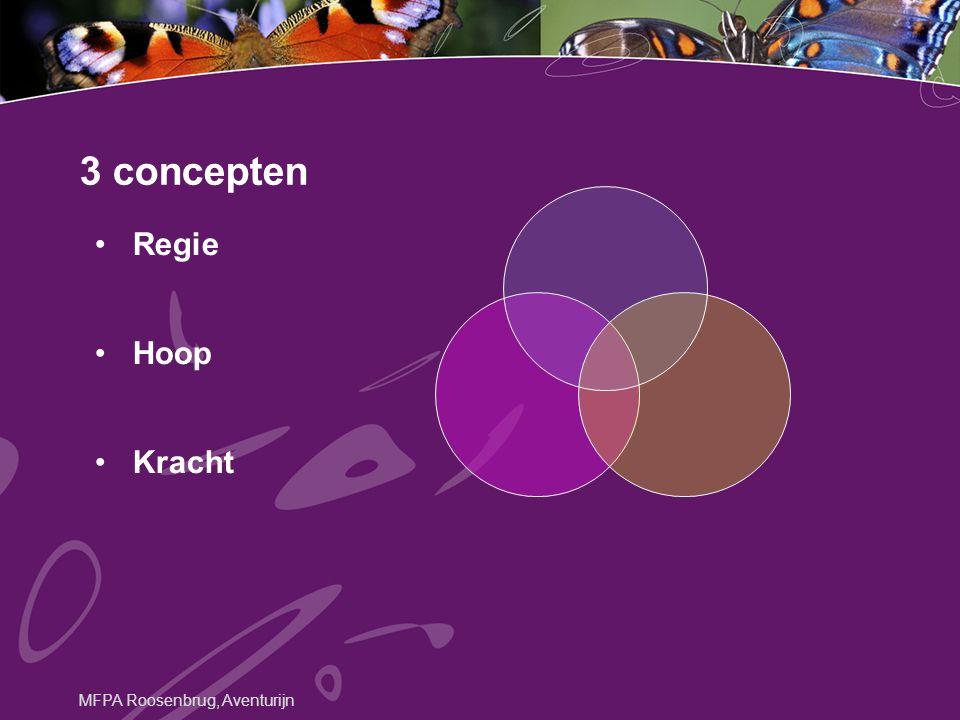3 concepten Regie Hoop Kracht MFPA Roosenbrug, Aventurijn