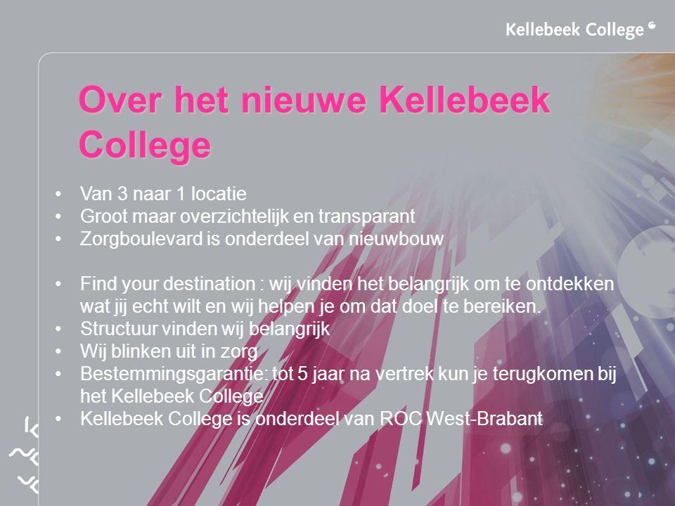 Over het nieuwe Kellebeek College