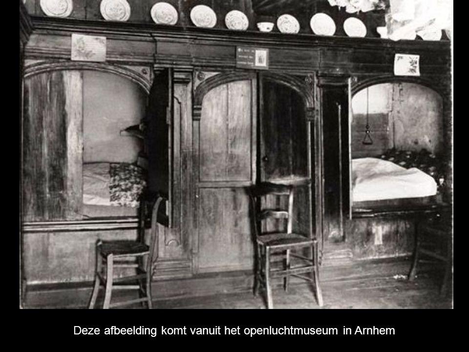 Deze afbeelding komt vanuit het openluchtmuseum in Arnhem
