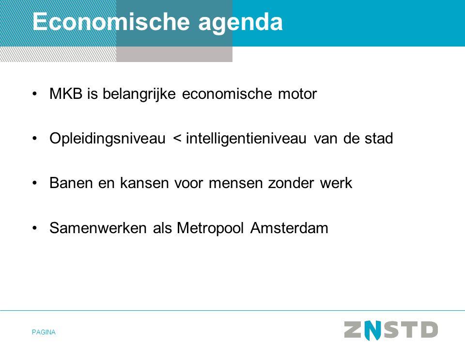 Economische agenda MKB is belangrijke economische motor