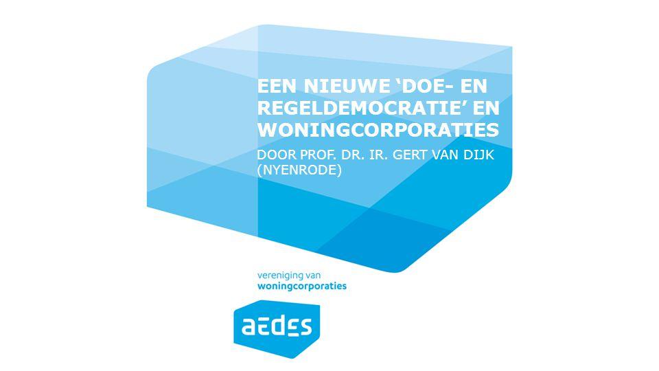 door Prof. dr. ir. Gert van Dijk (Nyenrode)