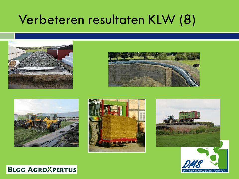 Verbeteren resultaten KLW (8)
