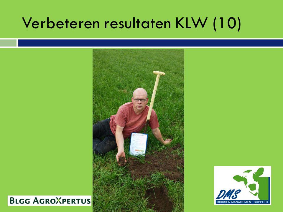 Verbeteren resultaten KLW (10)