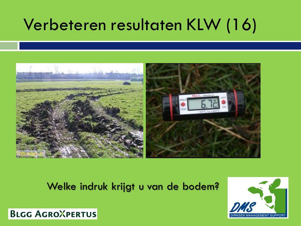 Verbeteren resultaten KLW (16)