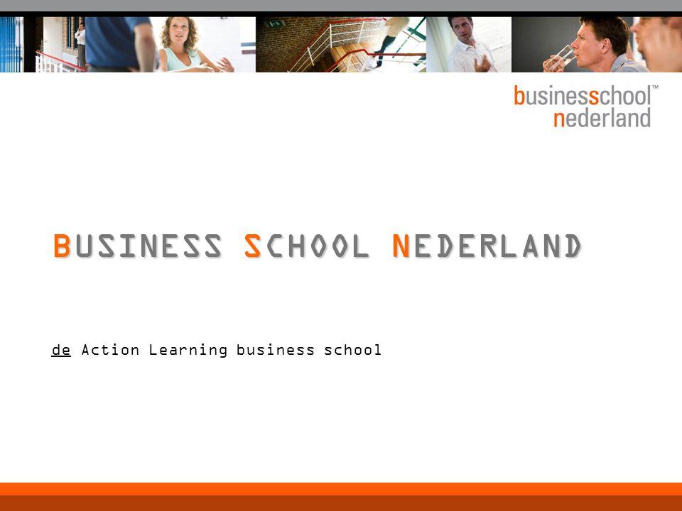 BUSINESS SCHOOL NEDERLAND