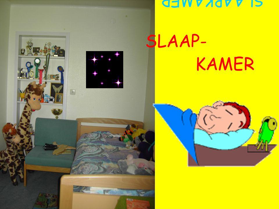 SLAAPKAMER SLAAP- KAMER
