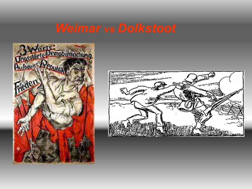 Weimar vs Dolkstoot