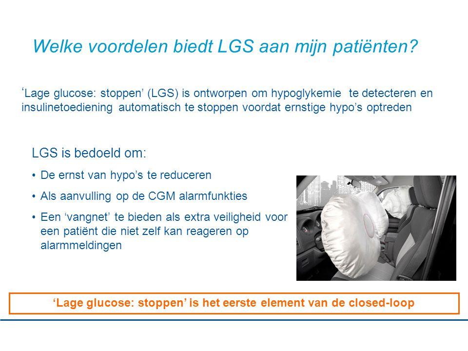 Welke voordelen biedt LGS aan mijn patiënten