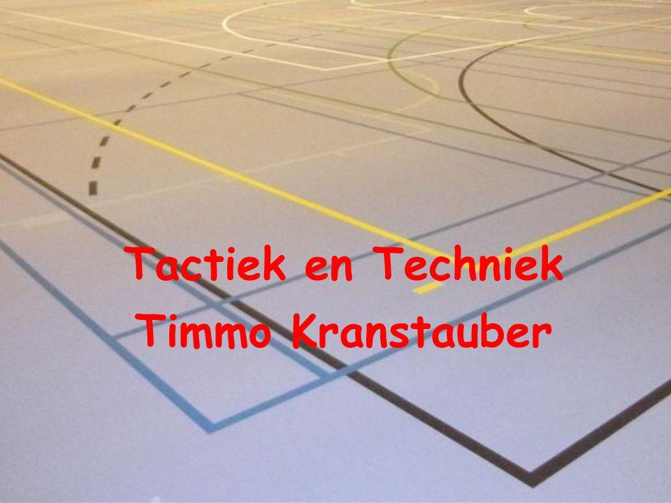 Tactiek en Techniek Timmo Kranstauber