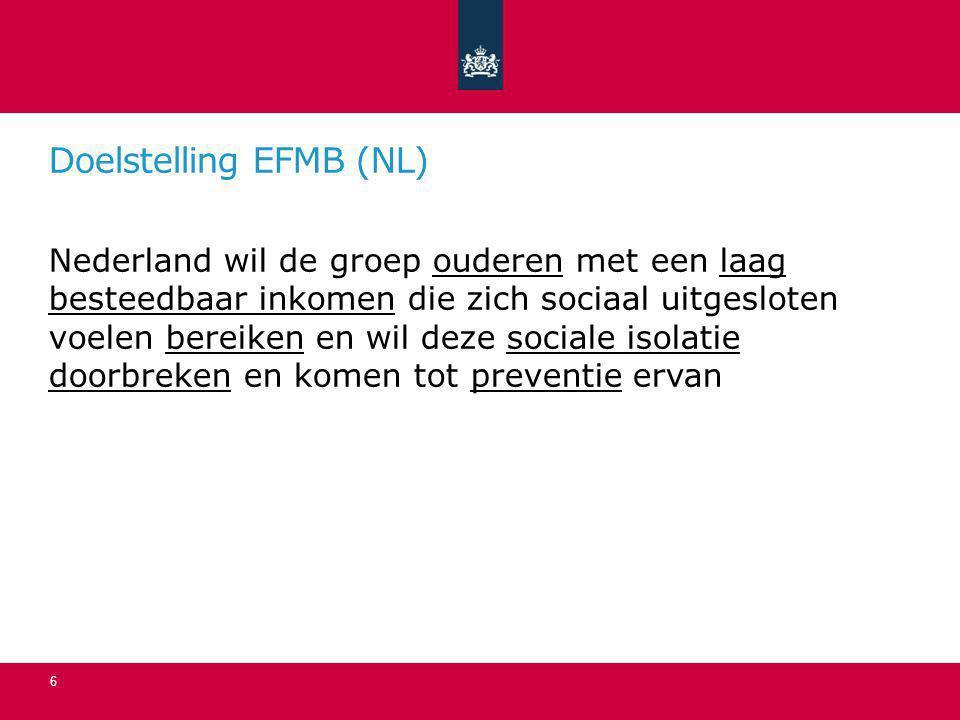 Doelstelling EFMB (NL)