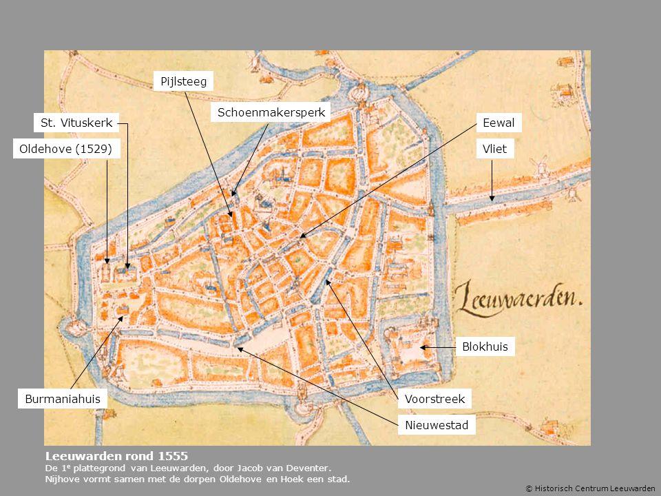 © Historisch Centrum Leeuwarden