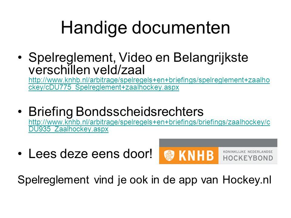 Handige documenten