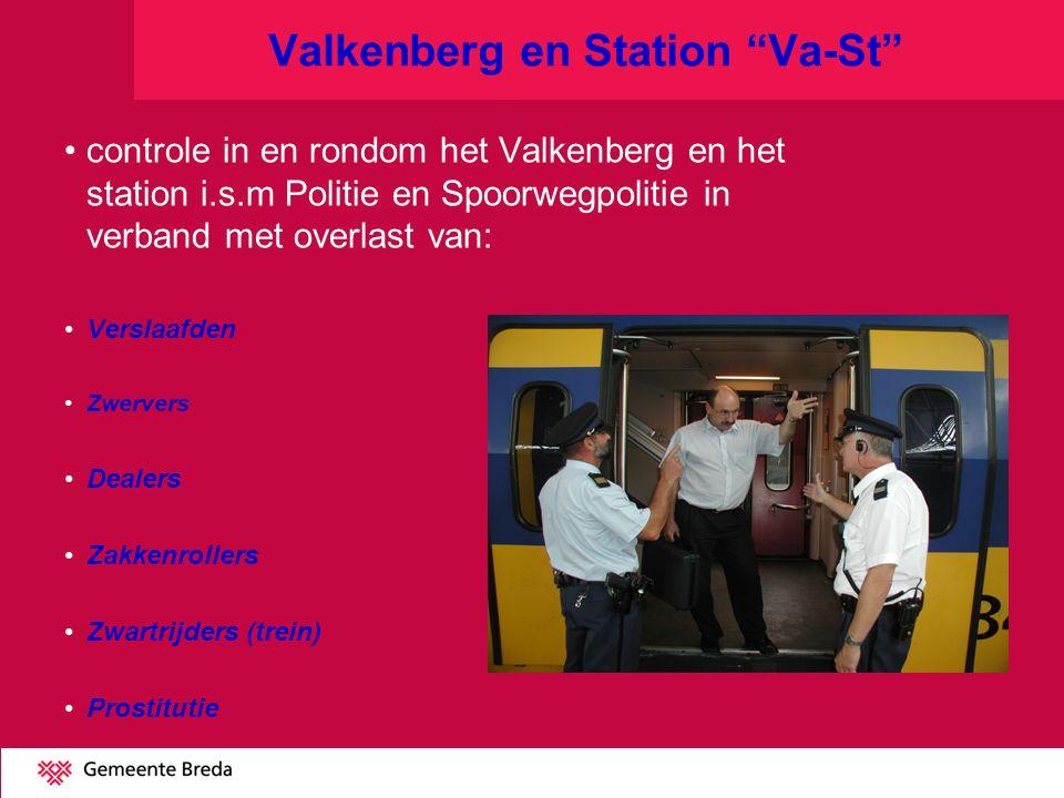 Valkenberg en Station Va-St