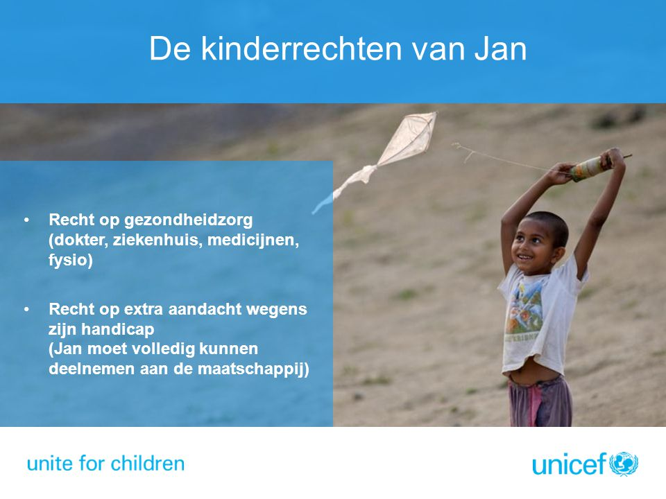 De kinderrechten van Jan