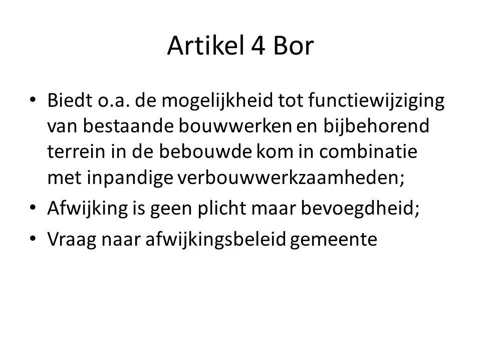 Artikel 4 Bor