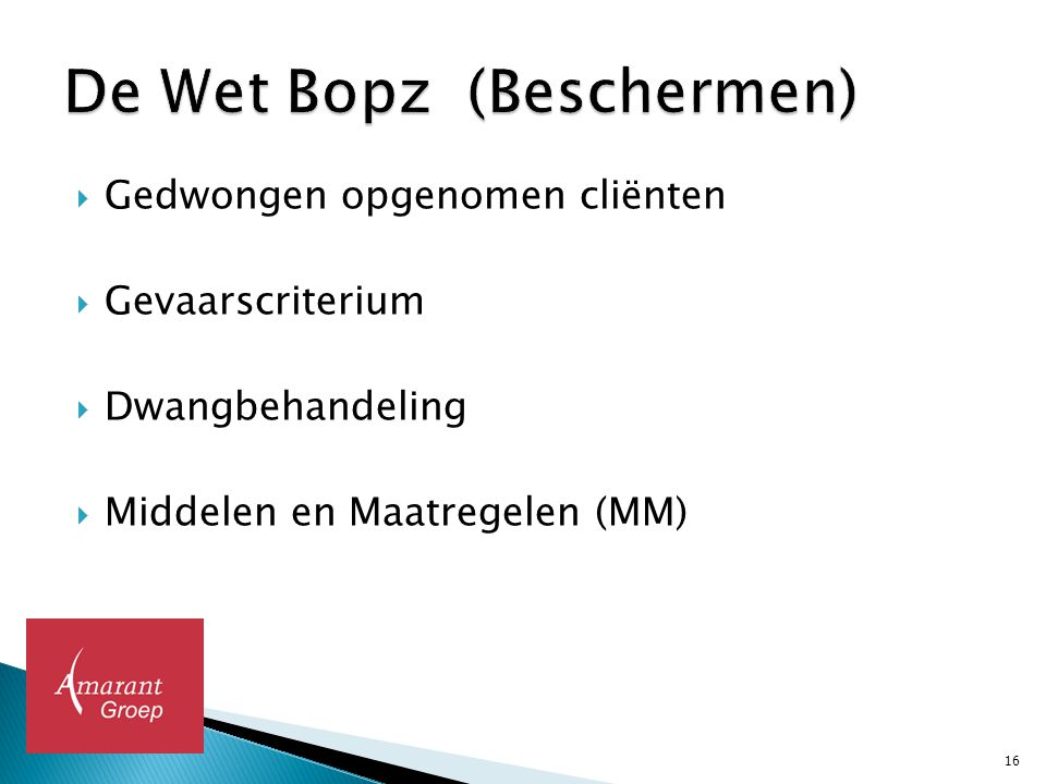 De Wet Bopz (Beschermen)