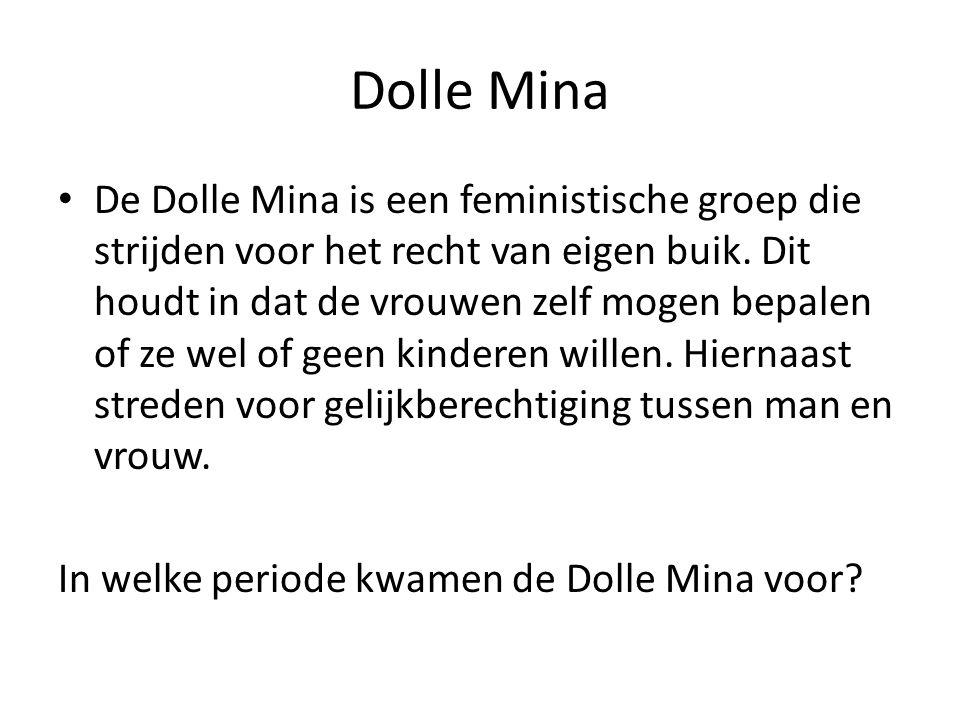 Dolle Mina