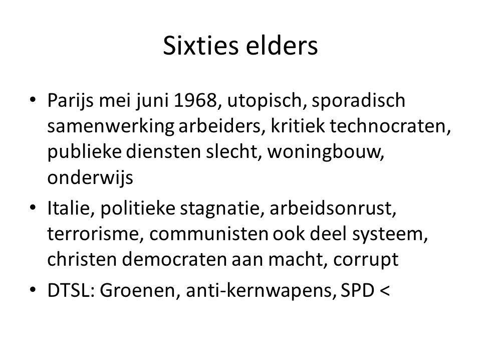 Sixties elders