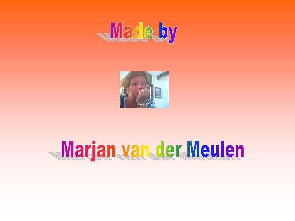 Made by Marjan van der Meulen
