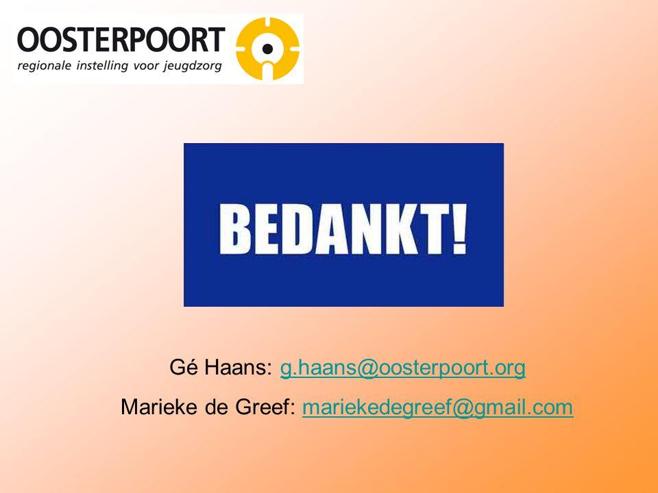 Gé Haans: g.haans@oosterpoort.org