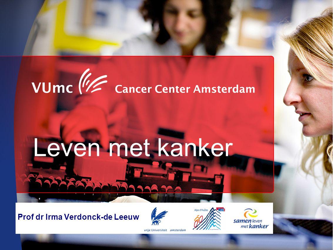 VUmc Basispresentatie Prof dr Irma Verdonck-de Leeuw